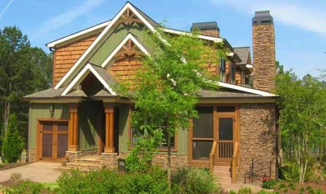 Awesome Rustic Mountain Home Plans Amazing Photos