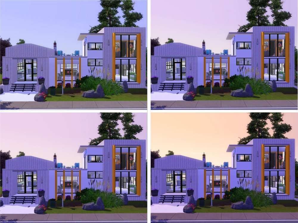 Awesome Sims Houses Imgkid Has