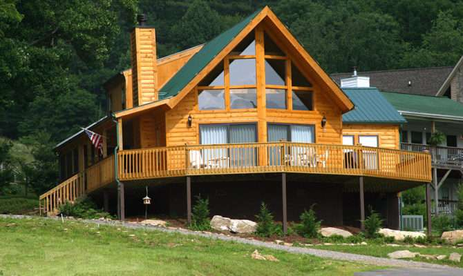 Awesome Timber Chalet Building Plans