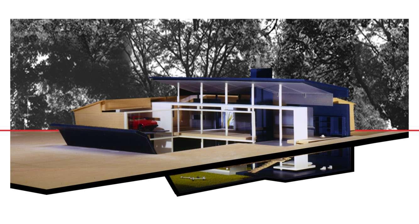 Bachelor House Joel Sanders Architect