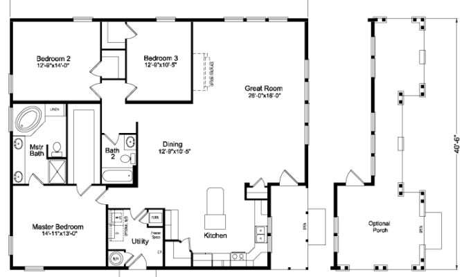 Bachelor House Plans Palmharbor Our Homes Floor