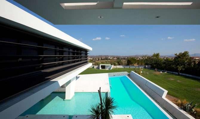 Back House Athens Greece Architecture Studio