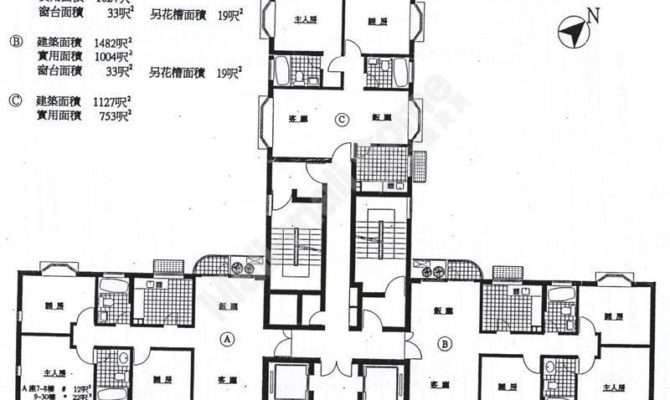 Back Mansion Blueprints