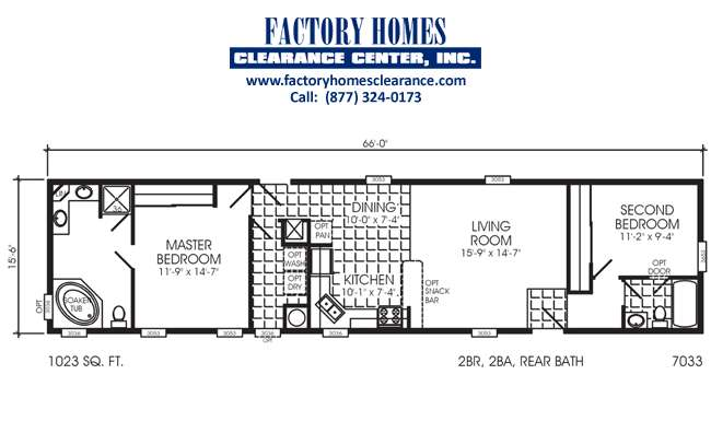 Back Manufactured Homes Mobile Modular Used