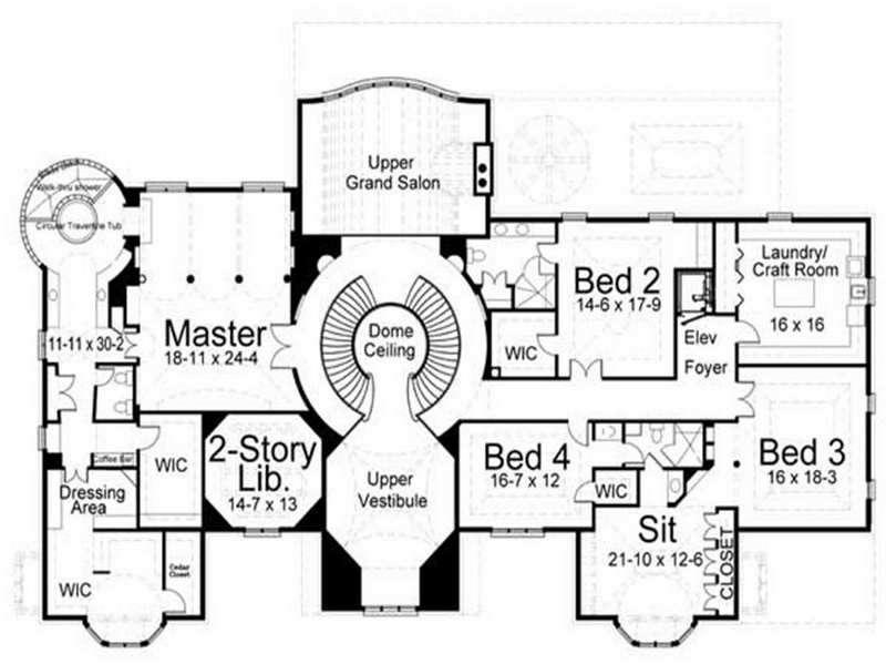 Back Medieval Castles Design