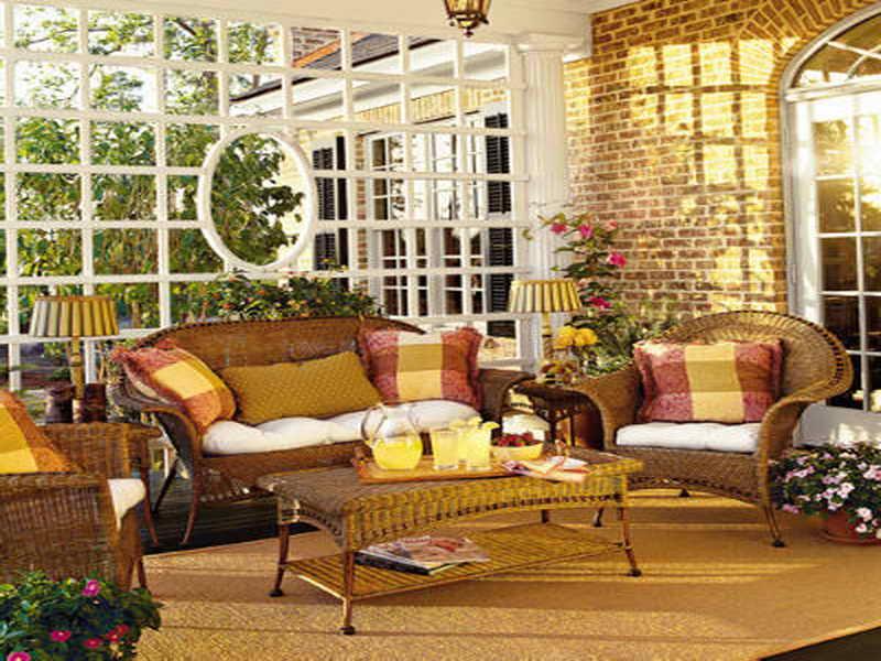 Back Porch Designs Ideas Covered Patio