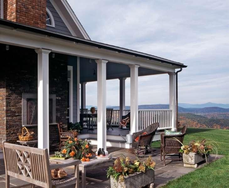 Back Porch Designs Ideas Design Trends Premium