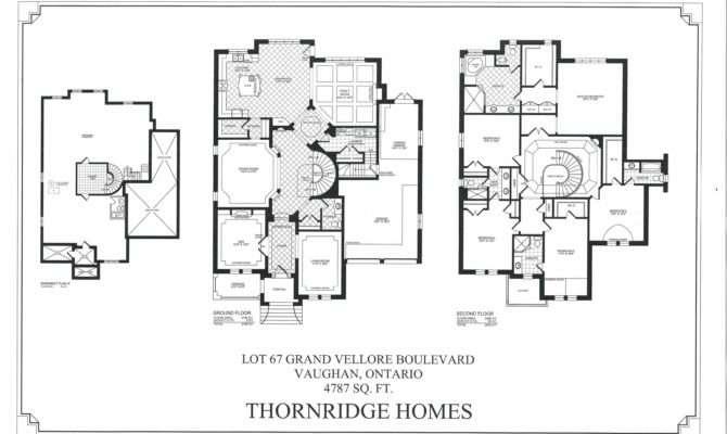 Back Split House Floor Plans