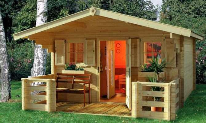 Backyard Sauna Plans Outdoor