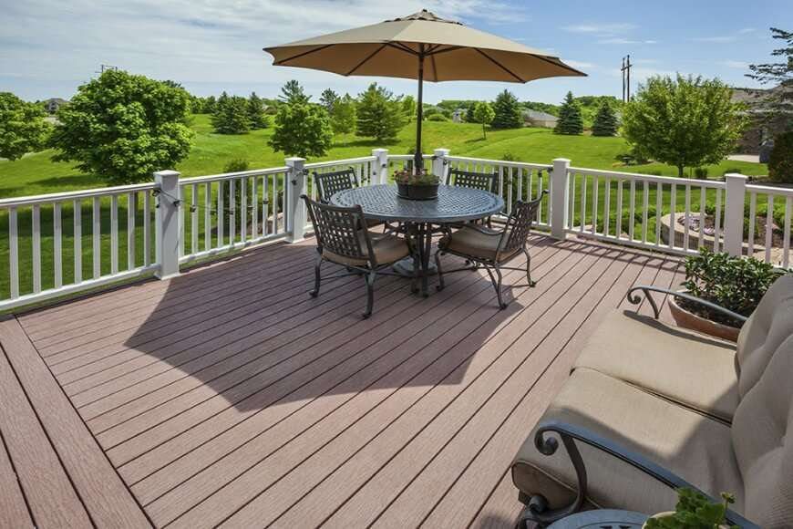 Backyard Sun Deck Design Ideas Home Stratosphere