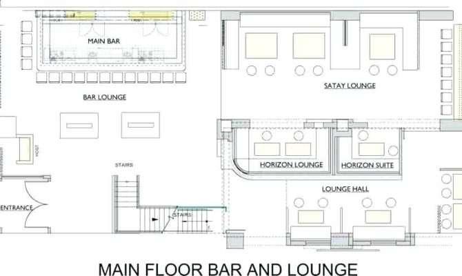 Bar Design Plans Layouts Home