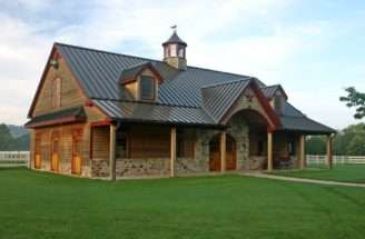 Barn Designs Living Quarters Pole House Plans Prices