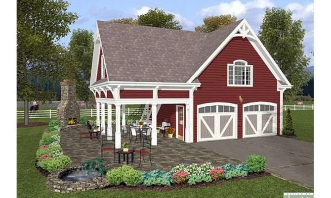 Barn Plans Garage Storage Building Blueprints Designs