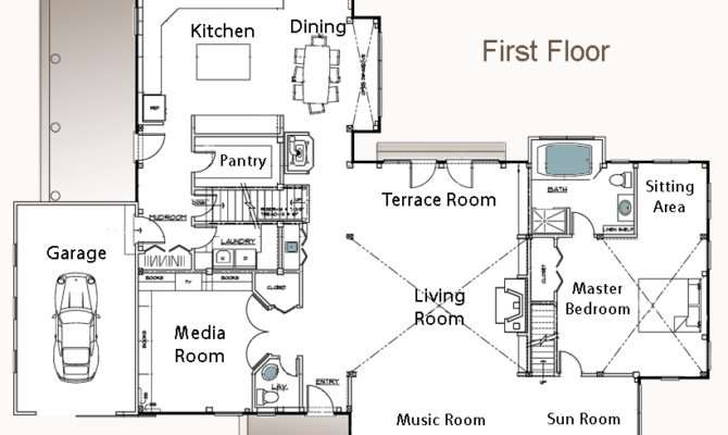 Barn Style Home Floor Plan Litchfield Bedroom Bath