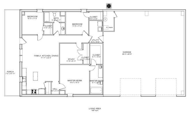 Barndominiums Metal Buildings White Rock Custom Homes