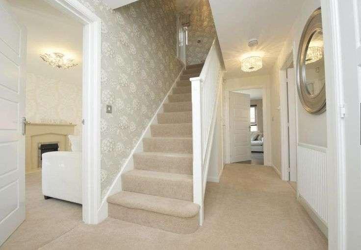 Barratt Homes Orchard Place Evesham Interior Designed Hallway