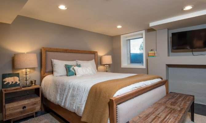 Basement Bedrooms Tips Cozy Space Bob Vila