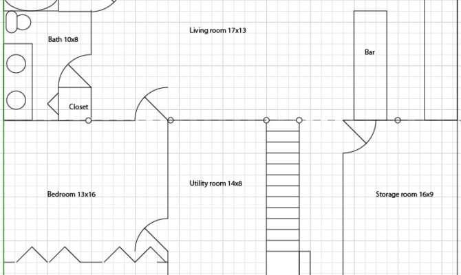 Basement Floor Layout Plan Ideas Ehow