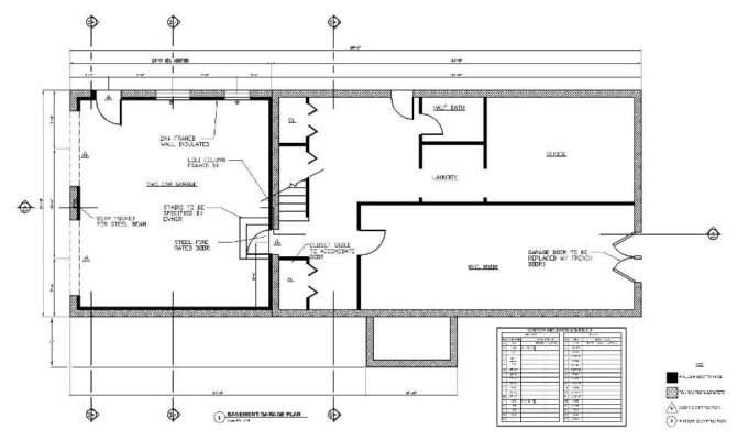 Basement Garage Plans Home Design