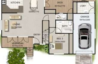 Bath Car Plan Features Unit Bedroom Bedrooms Comfort Style