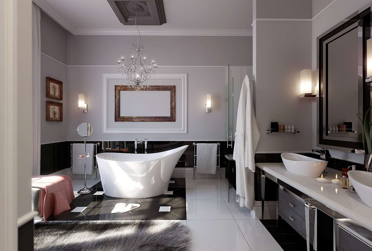 Bath Kitchen Luxury Showroom Bathroom