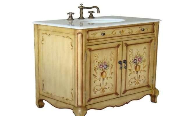Bathroom Best French Country Vanity