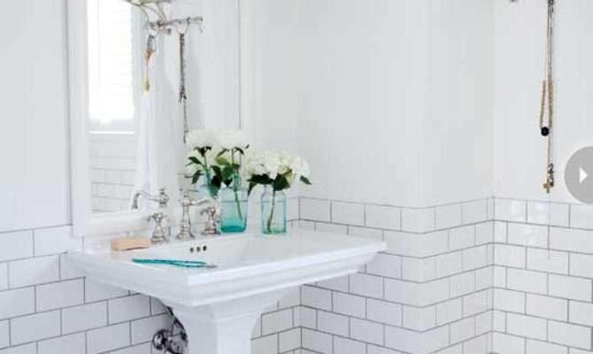 Bathroom Decor Vintage Charm Style Home