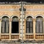 Battambang Colonial Facade Australian Photographer Grant