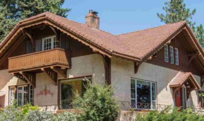 Bavarian Style Homes Primed Oktoberfest House Brokers Realty