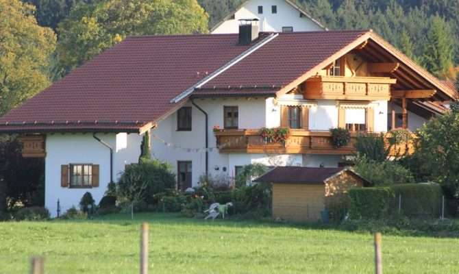 Bavarian Style House Polling Germany German Home Pinterest