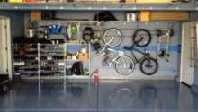 Bay Area Garage Shelving Ideas Monkey Bars Central Coast