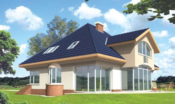 Bay Window House Plans Simple Yet Exquisite Design
