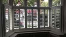 Bay Window Shutters Wimbledon Love Blinds Ltd