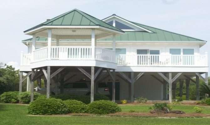 Beach Cottage House Plan Designs Plans