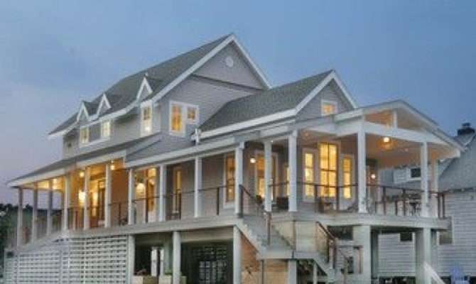 Beach Cottage House Plans Morespoons