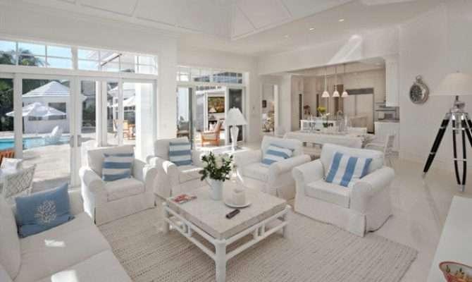 Beach Cottage Interior Design Ideas Inspired Sea