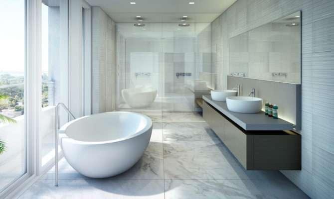 Beach House Bathrooms