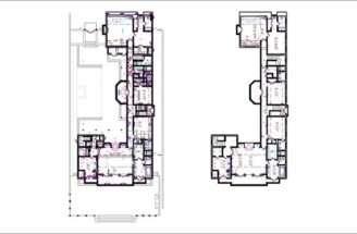 Beach House Built Floor Plans Elevations Interior Design Pro
