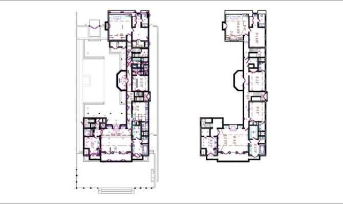 Beach House Built Floor Plans Elevations Interior Design Pro