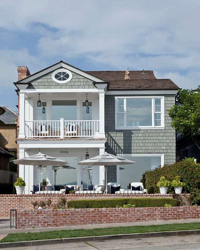 Beach House Classic Coastal Interiors Home Bunch