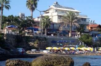 Beach House Hotel Side Antalya Turkey