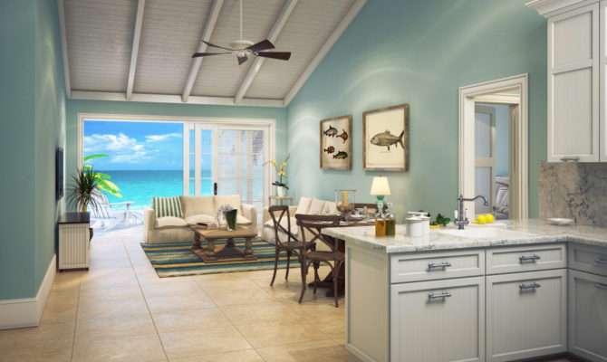 Beach House Interior Zodevdesign Deviantart