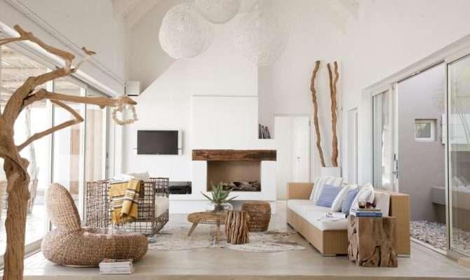 Beach House Interiors Make Splash Decor