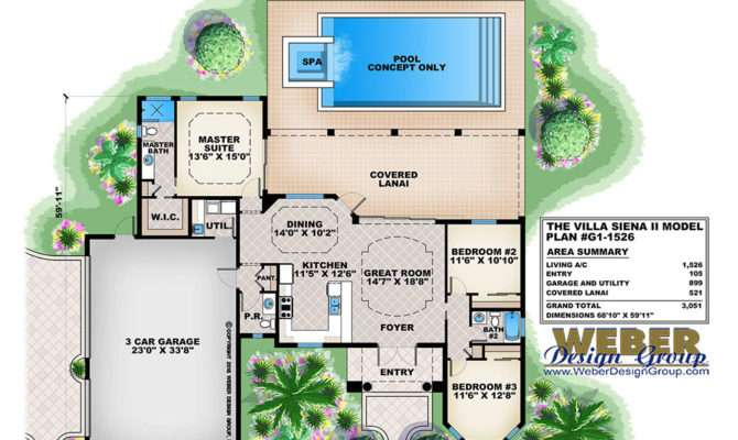 Beach House Plan Caribbean Style Home