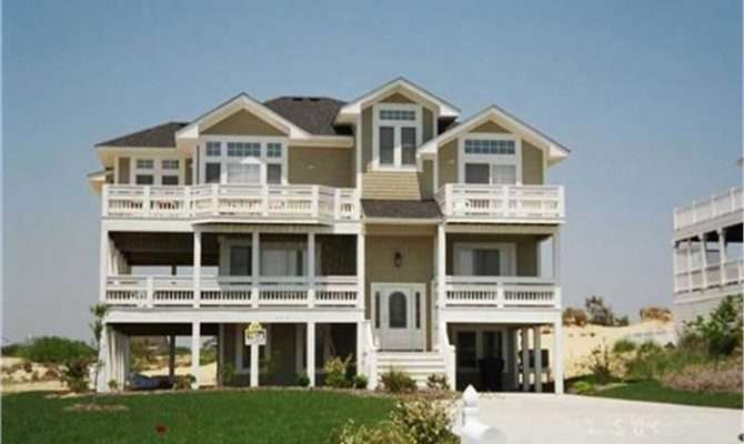 Beach House Plans Coastal Waterfront Male Models