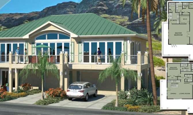 Beach House Plans Houses