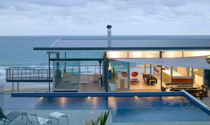 Beach Houses Design Architects Cottage Home House Designs