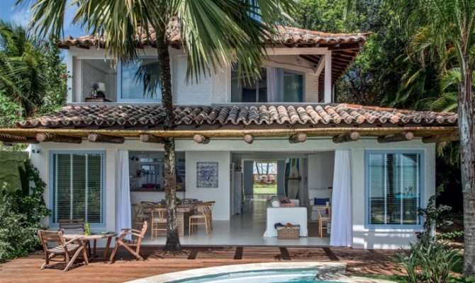 Beach Houses Dream House Brazil Melina Divani