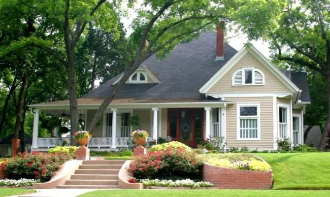 Beautiful American Style Home Design Photos