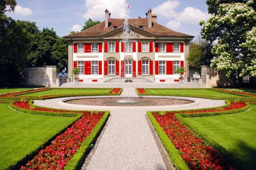 Beautiful Big House Mansions Photos